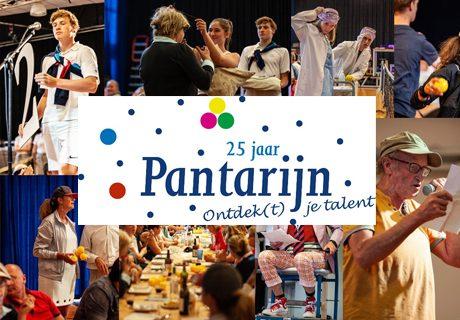 25 jarig jubileum Pantarijn Wageningen